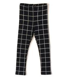 Cubmarks Plaid Leggings - Black