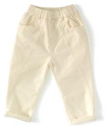 Cubmarks Long Pants - White