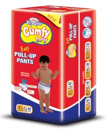 Cumfy Dry Pull Up Pants Small - 42 Pieces