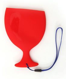 Buddyboo Travel Water Drinking Pouch - Red