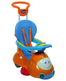 Chicco Toy Quattro Ride On - Orange