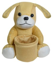 Ultra Soft Puppy Pen Stand Beige - 20 cm