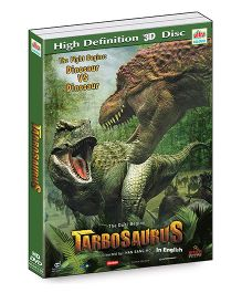 Ultra Tarbosaurus HD DVD - English