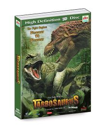 Ultra Tarbosaurus HD DVD - Hindi