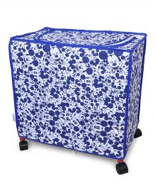Disney Laundry Bag With Wheels - Blue