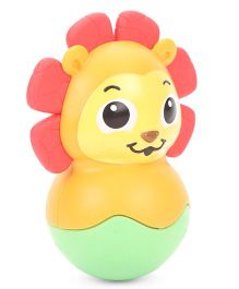 Little Tikes Swayin Buddies Lion Roly Poly Toy - Yellow Green