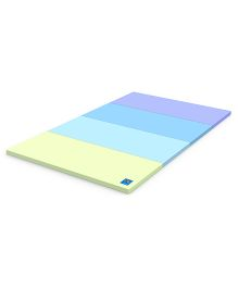 Alzip Color Folder Grand Play Mat - Blue Purple Yellow