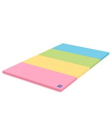 Alzip Color Folder Standard New Smart Play Mat - Pink Yellow Blue Green