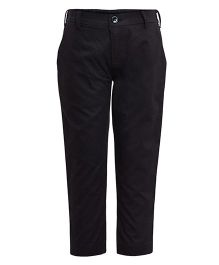 A Little Fable Full Length Trousers - Black