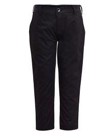 A Little Fable Full Length Trousers - Black