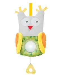 Taf Toys Musical Sleepy Owl - Multicolor