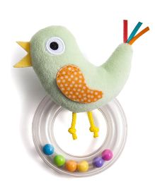 Taf Toys Cheeky Chick Rattle - Green
