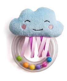 Taf Toys Cheerful Cloud Rattle - Multicolor