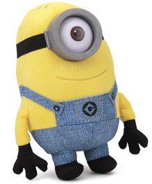 Minions Large Soft Toy Yellow - 25 cm