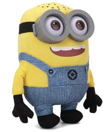 Minions Large Soft Toy Yellow Blue - 25 cm