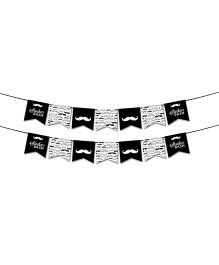 The Joy FactoryStash Bash Banner - Black & White