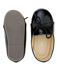One Friday Boys Formal Shoes - Black