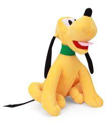 Disney Plush Pluto Soft Toy Yellow - 25 cm