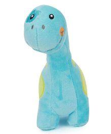 Starwalk Plush Dinosaur Soft Toy Blue - 25 cm