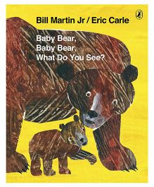 Puffin Story Book Baby Bear, Baby Bear, What Do You See - English