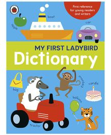 Ladybird My First Ladybird Dictionary - English