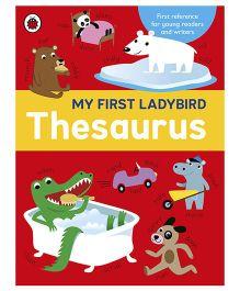 Ladybird My First Ladybird Thesaurus - English