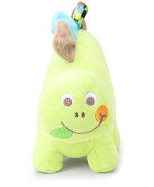 Starwalk Plush Dinosaur Soft Toy Green - 32 cm