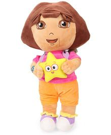 Dora Soft Toy Multicolor - 45 cm