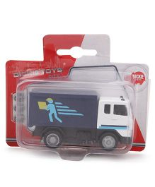 Dickie City Crew Truck - White Blue