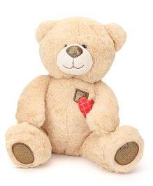 Starwalk Plush Teddy Bear Soft Toy Beige - 26 cm
