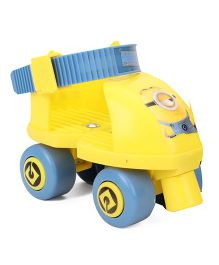 Minions Toddlers Skates - Yellow Blue