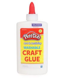 Play Doh Craft Glue - Yellow And White