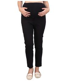 MomToBe Maternity Trouser - Black