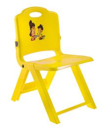 Toys4fun Kids Folding Chair - Yellow