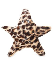 IR Hand Puppet Starfish Light Brown - 27 cm