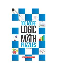 100 More Logic And Math Puzzle - English