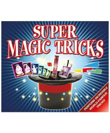 Super Magic Trick - English