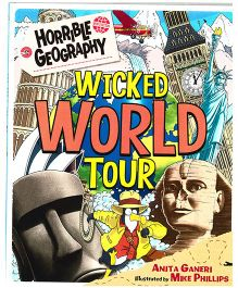 Horrible Geography Wicked World Tour - English