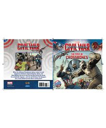 Civil War Captain America The Rise of Crossbones - English