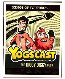Yogscast The Diggy Diggy Book - English
