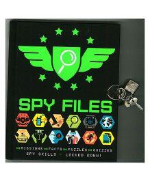 Spy Files Book- English
