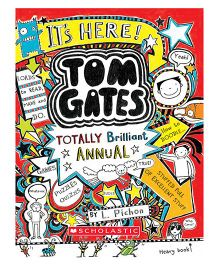 Tom Gates Totally Brilliant Activity Book - English