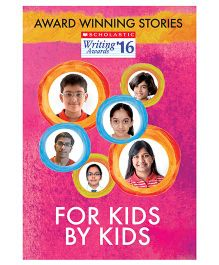 For Kids By Kids 2016 Book - English