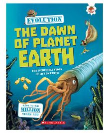 Evolution The Dawn Of Planet Earth - English