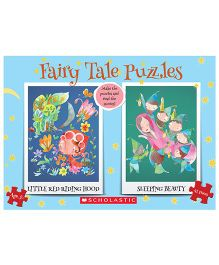 Fairytale Jigsaw Puzzle Double Sided - English