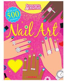 Scholastic Activities  Nail Art Book - English