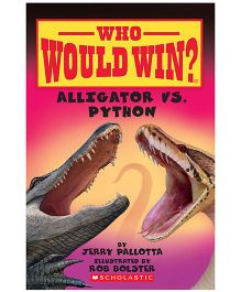 Who Would Win Alligator Vs Python - English