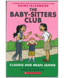 The Baby-Sitters Club Graphix 4 Claudia and Mean Janine - English