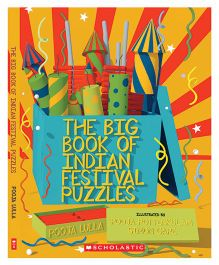 Big Book of Indian Festival Puzzles