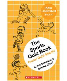 India Unlimited Book 4 The Sports Quiz Book - English